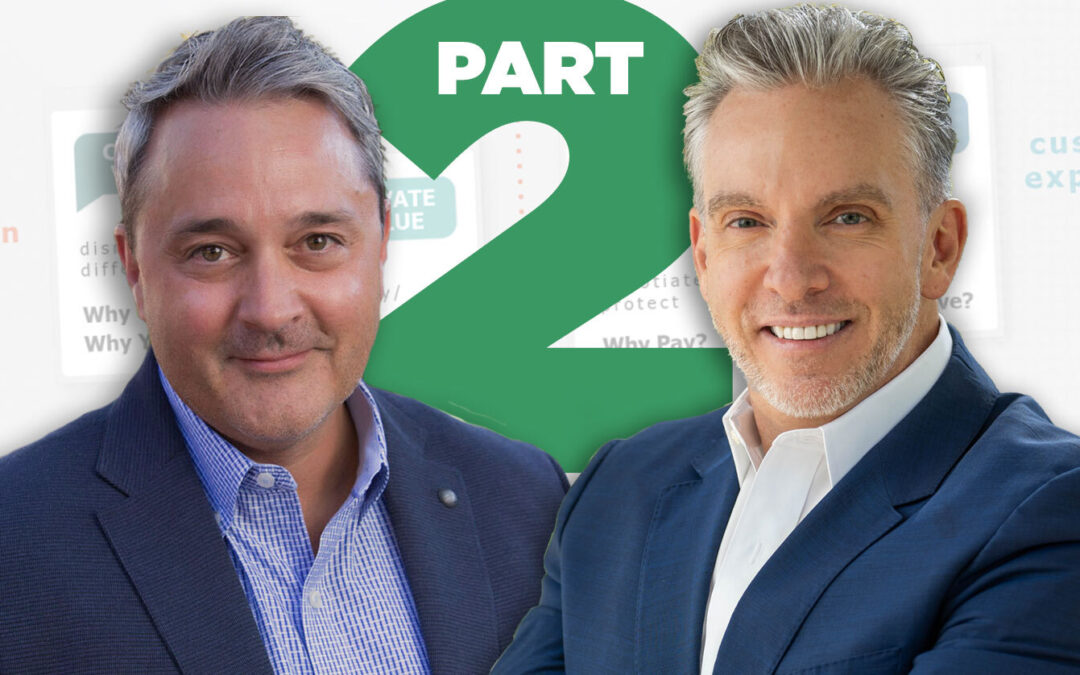 355: Customer Deciding Journey, with Tim Riesterer | Part 2
